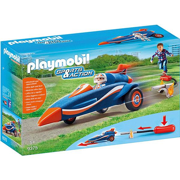PLAYMOBIL® Конструктор Playmobil Гонщик playmobil® конструктор playmobil полиция блокпост полиции