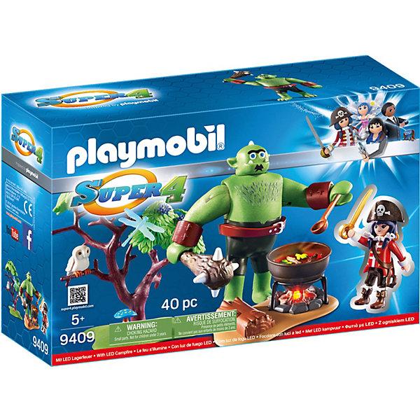 PLAYMOBIL® Конструктор Playmobil Огр с Руби, 14 деталей