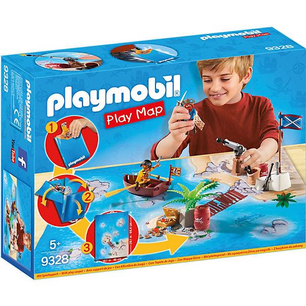 Игровой набор Playmobil Приключения пиратов , PLAYMOBIL®, Германия, Мужской  - купить со скидкой