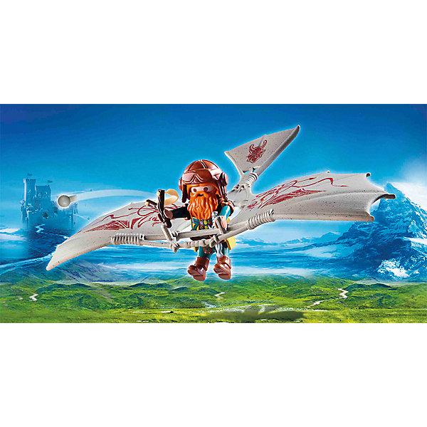 Купить Игровой набор Playmobil Гномы: гном Флаер , PLAYMOBIL®, Мальта, Мужской