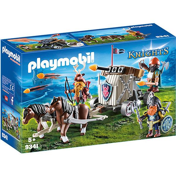 PLAYMOBIL® Игровой набор Playmobil Гномы: конная баллиста