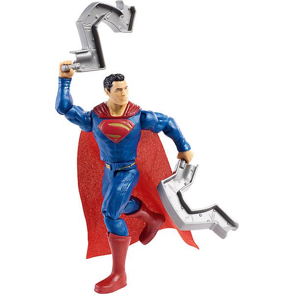 Mattel Фигурка Mattel Batman Лига справедливости Супермен, 15 см