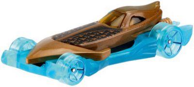 Машинка Mattel Hot Wheels  Персонажи DC , Аквамен, артикул:7191221 - Игрушки для мальчиков