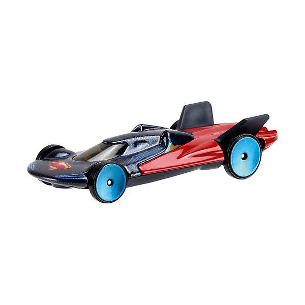 Mattel Машинка Mattel Hot Wheels Персонажи DC, Супермен цена