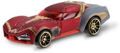 Машинка Mattel Hot Wheels  Персонажи DC , Чудо-женщина, артикул:7191223 - Игрушки для мальчиков
