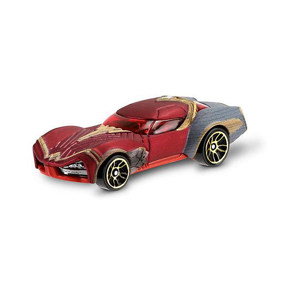 Mattel Машинка Mattel Hot Wheels Персонажи DC, Чудо-женщина цена