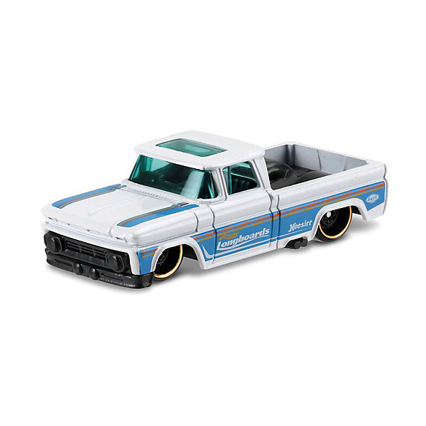 Mattel Базовая машинка Mattel Hot Wheels, Custom 62 Chevy Pickup
