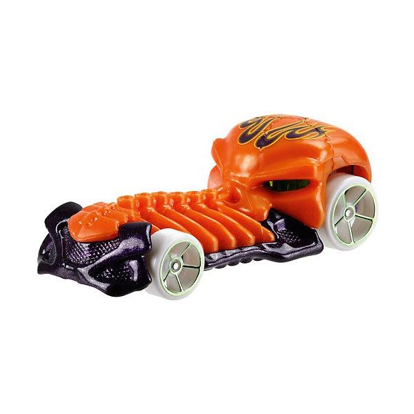 Базовая машинка Mattel Hot Wheels, Skull CrusherМашинки<br>Характеристики:<br><br>• возраст: от 3 лет;<br>• материал: металл, пластмасса;<br>• вес упаковки: 30 гр.;<br>• размер упаковки: 11х4х11 см;<br>• тип упаковки: блистерный;<br>• страна бренда: США.<br><br>Машинка Hot Wheels от Mattel входит в группу моделей базовой коллекции. Миниатюры этой серии изображают реальные автомобили, спорткары, фургоны, мотоциклы в масштабе 1:64, а также модели с собственным оригинальным дизайном. Собрав свою линейку машинок, ребенок сможет устраивать заезды, гонки и меняться экземплярами с друзьями.<br><br>Монолитные элементы игрушки увеличивают ее прочность. Падение и столкновение с твердыми предметами во время игр не отражается на внешнем виде и ходе машинки. Кузов отчетливо детализирован, покрыт стойкими насыщенными красками. Колеса легко вращаются вокруг своей оси.<br><br>Игрушка выполнена из качественных материалов, сертифицированных по стандартам безопасности для использования детьми.<br><br>Машинку Hot Wheels из базовой коллекции можно купить в нашем интернет-магазине.<br>Ширина мм: 110; Глубина мм: 45; Высота мм: 110; Вес г: 30; Возраст от месяцев: 36; Возраст до месяцев: 96; Пол: Мужской; Возраст: Детский; SKU: 7191330;