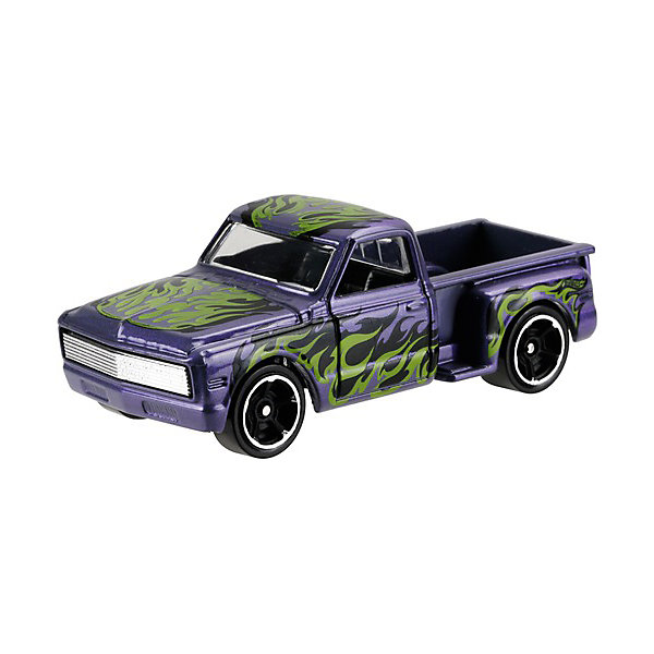 Mattel Базовая машинка Mattel Hot Wheels, Custom 69 Chevy Pickup