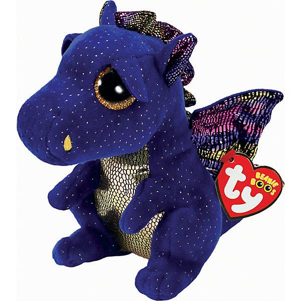 Ty Мягкая игрушка TY Дракон Саффаер, 15 см игрушка