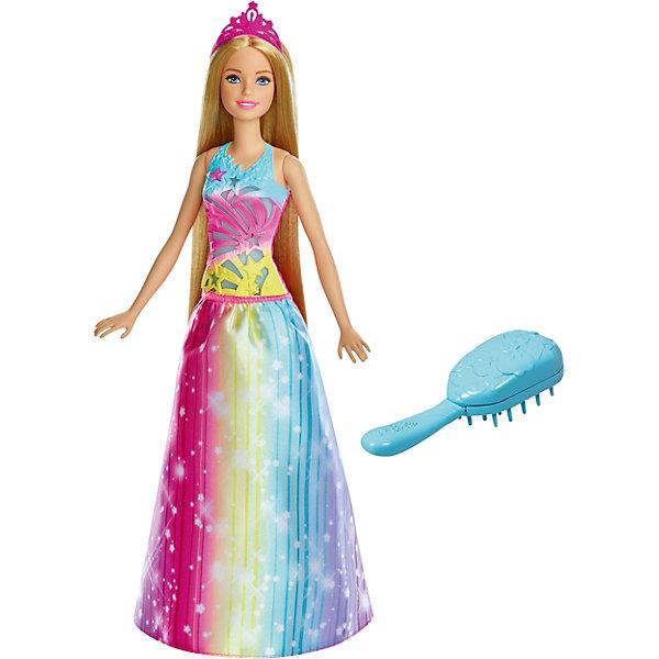 Mattel Кукла Barbie Принцесса радужной бухты