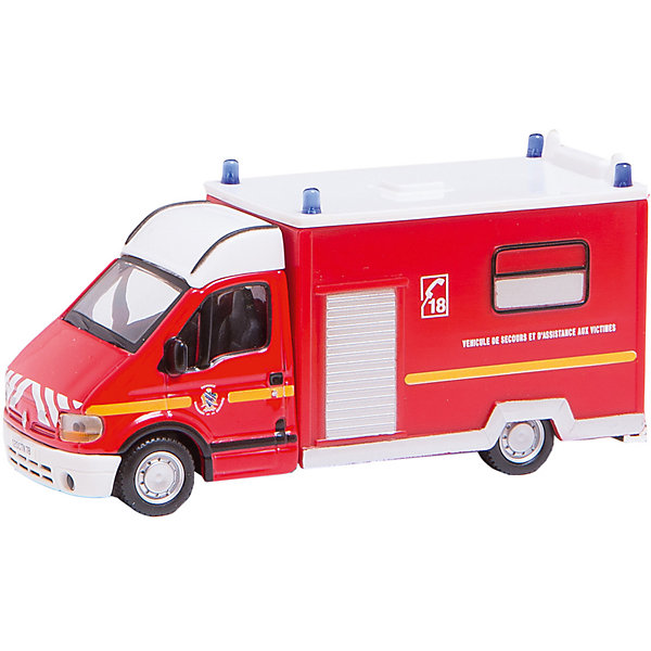 Bburago Коллекционная машинка Bburago Renault Master, 1:50 автомобиль bburago bmw 3 series touring 18 22116