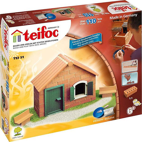 Купить Строительный набор (110 дет.), teifoc, Германия, Мужской