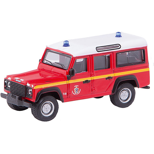 цена на Bburago Коллекционная машинка Bburago Land Rover Defender 110, 1:50