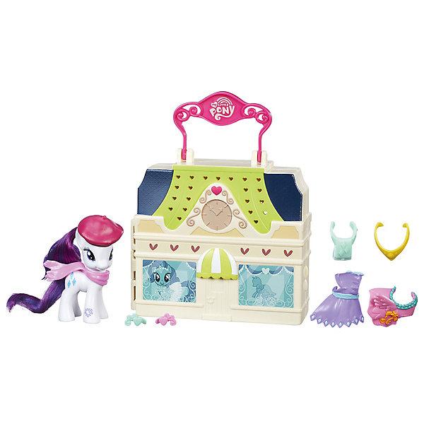 Купить Мини-игровой набор, My little Pony, Hasbro, Китай, Женский