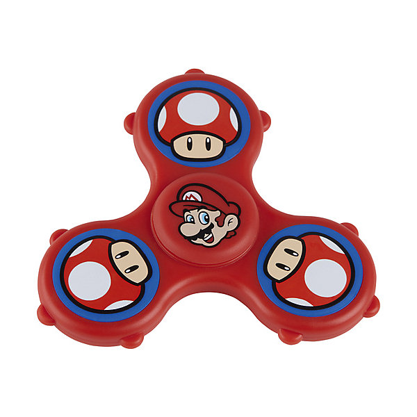 Спиннер Super Mario, HasbroАнтистресс игрушки для рук<br>Характеристики товара:<br><br>• возраст: от 6 лет;<br>• материал: пластик;<br>• размер упаковки: 11,6х7,6х1,7 см;<br>• вес упаковки: 64 гр.;<br>• страна производитель: Китай.<br><br>Спиннер Super Mario Hasbro украшен изображениями персонажей популярной видеоигры. Спиннер — вращающаяся игрушка, которая способствует развитию мелкой моторики рук, помогает сосредоточиться, собраться с мыслями, успокоиться и снять напряжение. <br><br>Спиннер Super Mario Hasbro можно приобрести в нашем интернет-магазине.<br>Ширина мм: 17; Глубина мм: 76; Высота мм: 116; Вес г: 64; Возраст от месяцев: 72; Возраст до месяцев: 2147483647; Пол: Унисекс; Возраст: Детский; SKU: 7193658;