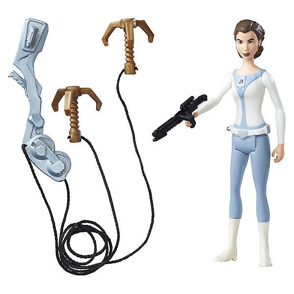 Hasbro Подвижная фигурка Лея Органа Звездные войны,
