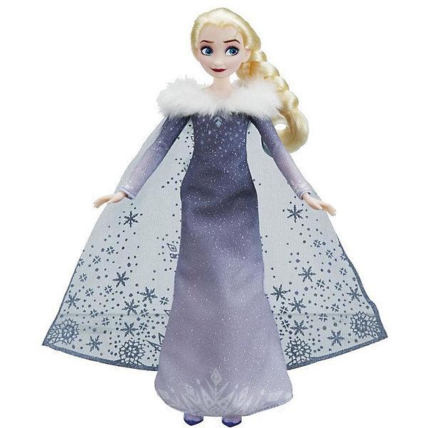 Hasbro Модная кукла поющая Эльза, Hasbro