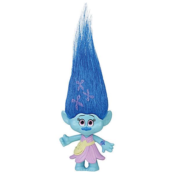 Hasbro Коллекционная фигурка, Тролли, Hasbro фигурки героев мультфильмов trolls коллекционная фигурка trolls в закрытой упаковке 10 см в ассортименте