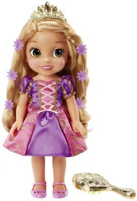 Кукла Jakks Pacific  Disney Princess  Рапунцель со светящимися волосами, 38 см, артикул:7194120 - Принцессы Дисней