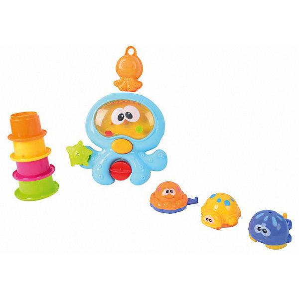 Zhorya Игровой набор для ванны Zhorya Аквалангист zhorya игровой набор создай свой образ 12 предметов