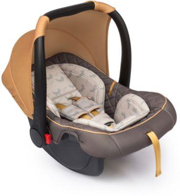 Автокресло Happy Baby Skyler V2, 0-13 кг, коричневый, артикул:7195505 - Автокресла