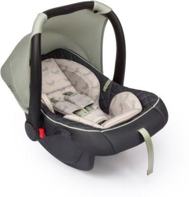 Автокресло Happy Baby Skyler V2, 0-13 кг, черный, артикул:7195511 - Автокресла