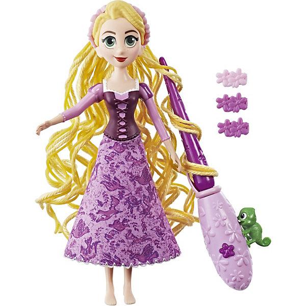 Hasbro Кукла Disney Princess Рапунцель с набором для укладки disney princess кукла рапунцель магия волос