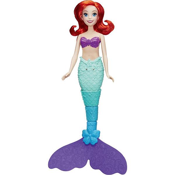 Hasbro Кукла Disney Princess Ариэль плавающая