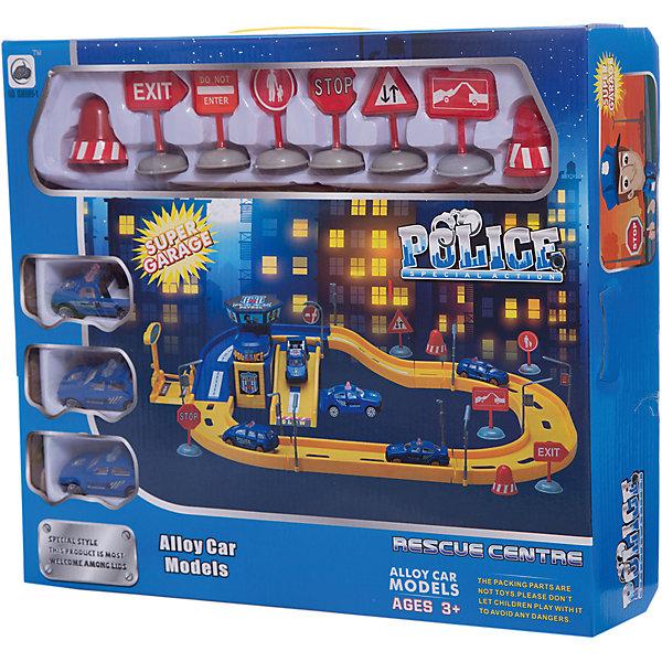 Парковка Shantou Gepai Полиция 3 машины + аксессуарыПарковки и гаражи<br>Характеристики:<br><br>• тип игрушки: парковка;<br>• возраст: от 3 лет;<br>• упаковка: пластик;<br>• размер: 40х8х35 см;<br>• вес: 1,15 кг;<br>• бренд: Shantou Gepai. <br><br>Парковка «Полиция», машина 3шт., аксессуары понравится любителем машинок и гонок. Это полезная игрушка для ребенка, у которого мама и папа автомобилисты. Это отличное наглядное пособие, с помощью которого ребенку можно привить культуру вождения. <br><br>Мальчику будет полезно узнать, как правильно ездить по дорогам, как парковаться. С помощью данного набора дети смогут усвоить, как надо на самом деле передвигаться в плотном потоке автомобилей, как следует заезжать на стоянку и как выезжать на дорогу. <br><br>Игра с данным набором поспособствует развитию логического мышления, воображения и подарит массу положительных эмоций. Ребенок придет в восторг от такого набора. Игрушка отлично подходит в виде подарка для детей от трех лет и старше.<br><br>Парковку «Полиция», машина 3шт., аксессуары можно купить в нашем интернет-магазине.<br>Ширина мм: 400; Глубина мм: 80; Высота мм: 350; Вес г: 1154; Возраст от месяцев: 36; Возраст до месяцев: 2147483647; Пол: Мужской; Возраст: Детский; SKU: 7196525;