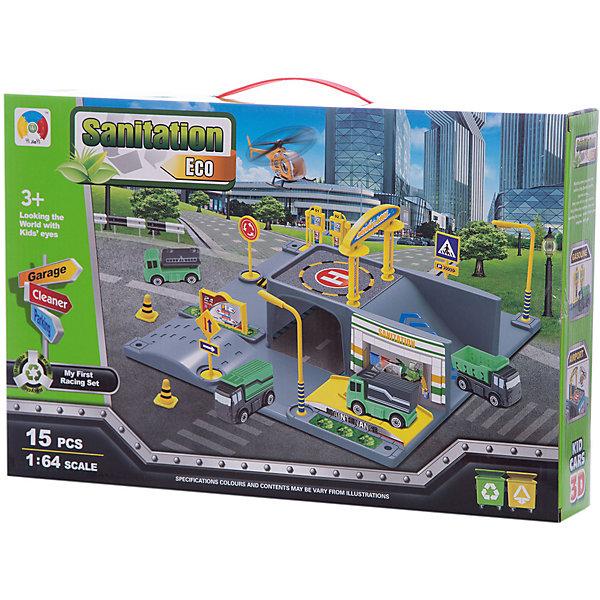 Парковка Shantou Gepai Чистый город 2 уровняПарковки и гаражи<br>Характеристики:<br><br>• тип игрушки: паркинг;<br>• возраст: от 3 лет;<br>• упаковка: пластик;<br>• размер: 38х6х25 см;<br>• вес: 519 гр;<br>• бренд: Shantou Gepai. <br><br>Паркинг «Чистый город»,  2 уровня понравится любителем машинок и гонок.  Этот паркинг - замечательный игровой набор, который станет хорошим подарком любому мальчику. Он станет отличным развлечением для ребенка. Игровой набор Fire Rescue - интересный комплексный набор для мальчиков, который отображает паркинг в городском стиле. <br><br>Набор состоит из небольшого количества деталей, что позволяет собирать его легко и быстро. После сборки ребенок может получать удовольствие от процесса игры, придумывая свои истории и сюжеты, связанные авто, скоростью и городом, что прекрасно сочетается между собой. <br><br>Тематические аксессуары в виде различных знаков помогут ребенку разнообразить игровой процесс. Ребенок придет в восторг от такого набора. Игрушка отлично подходит в виде подарка для детей от трех лет и старше.<br><br>Паркинг «Чистый город»,  2 уровня можно купить в нашем интернет-магазине.<br>Ширина мм: 380; Глубина мм: 60; Высота мм: 250; Вес г: 519; Возраст от месяцев: 36; Возраст до месяцев: 2147483647; Пол: Мужской; Возраст: Детский; SKU: 7196545;
