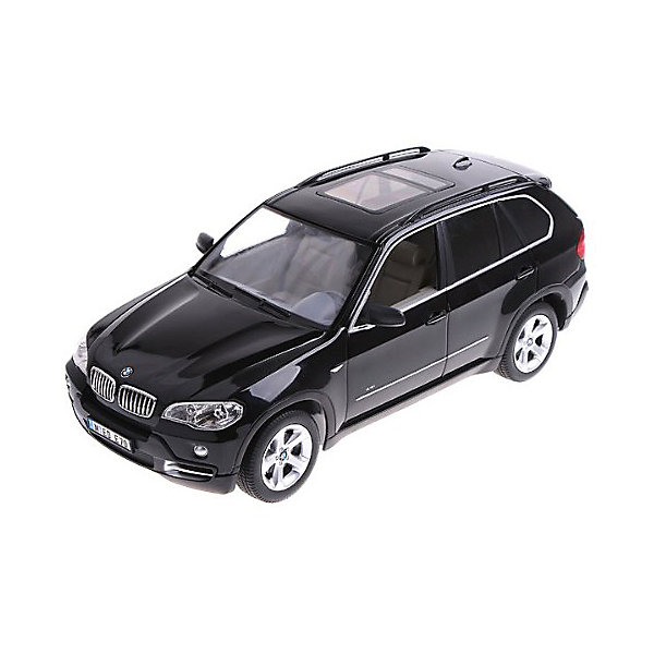 Rastar Радиоуправляемая машина Rastar BMW X5, 1:14 (черная) бумага hi black a200102u a4 230г м2 глянцевая односторонняя 100л h230 a4 100
