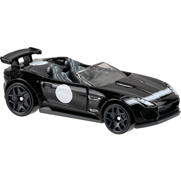 Купить Базовая машинка Hot Wheels, 15 Jaguar F-Type Project 7, Mattel, Китай, Мужской