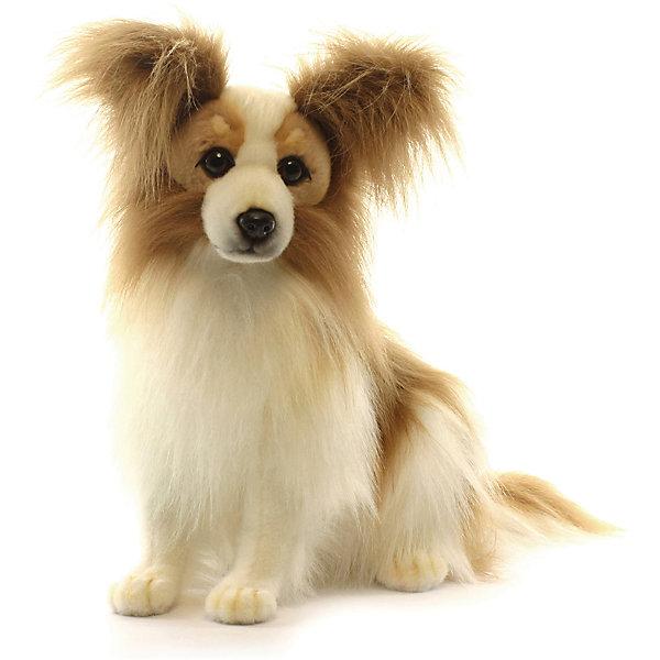Купить Мягкая игрушка Hansa Собака породы папийон , 41 см, Филиппины, Унисекс