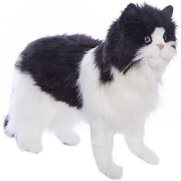 Hansa Мягкая игрушка Кот черный, 46 см