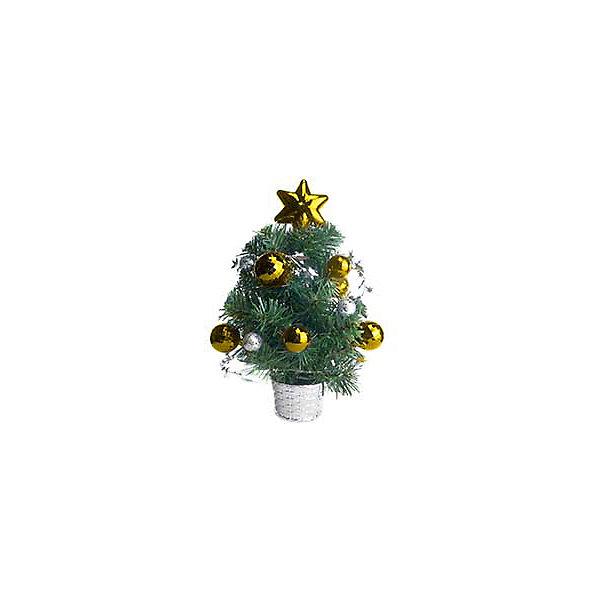 Волшебная страна Новогодняя елка Magic Land, 30 см (декорированная)