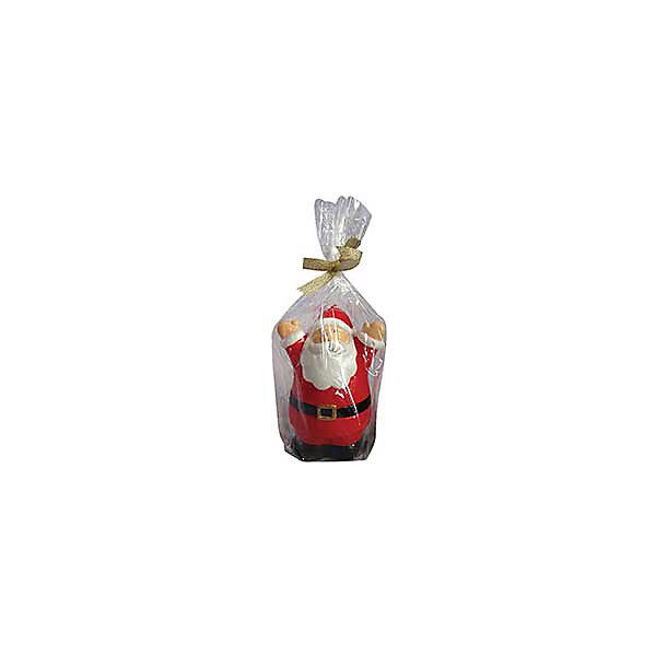 Новогодняя свеча Magic Land Дедушка МорозНовогодние свечи и подсвечники<br>Характеристики:<br><br>• высота свечи: 13 см;<br>• бренд: Волшебная Страна;<br><br>Свеча Дедушка Мороз дополнит новогодний интерьер и подарит тепло и уют во время праздника. <br><br>Внимание! Не оставляйте детей одних у открытого огня.<br><br>Свечу Дедушка Мороз можно купить в нашем интернет-магазине.