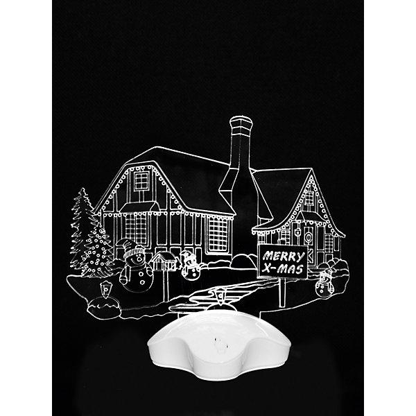 """Волшебная страна Новогодний светильник Magic Land """"Деревня"""""""