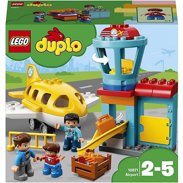 LEGO Конструктор LEGO DUPLO 10871: Аэропорт lego lego город набор для начинающих аэропорт