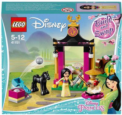 Конструктор LEGO Disney Princess 41151: Учебный день Мулан, артикул:7221485 - Принцессы Дисней