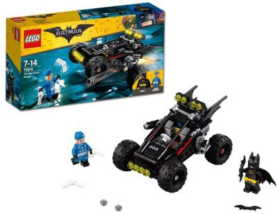 Конструктор LEGO Batman Movie 70918: Пустынный багги Бэтмена, артикул:7221530 - Бэтмен