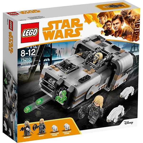 LEGO Конструктор LEGO Star Wars 75210: Спидер Молоха lego игрушка звездные войны флэш спидер