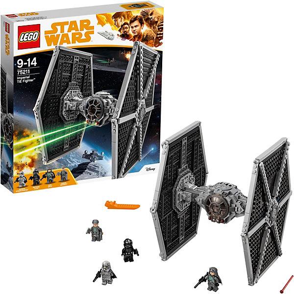 LEGO Конструктор Star Wars 75211: Имперский истребитель Сид