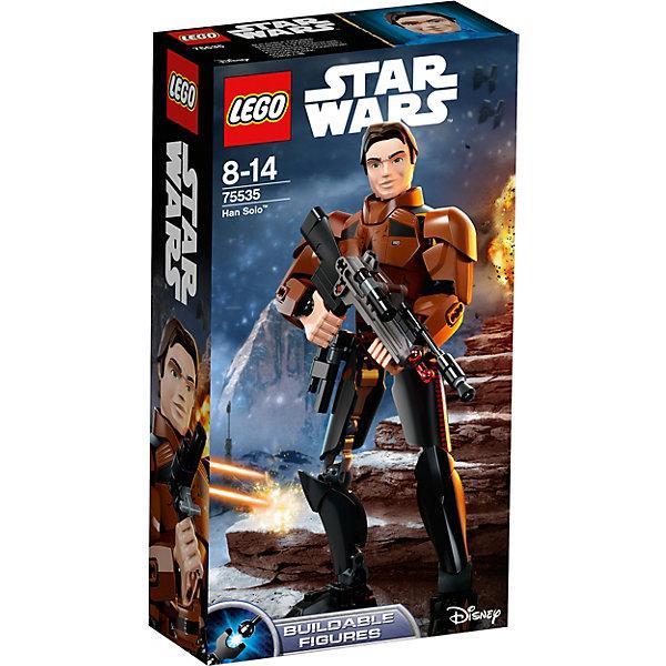 LEGO Конструктор LEGO Star Wars 75535: Хан Соло цена