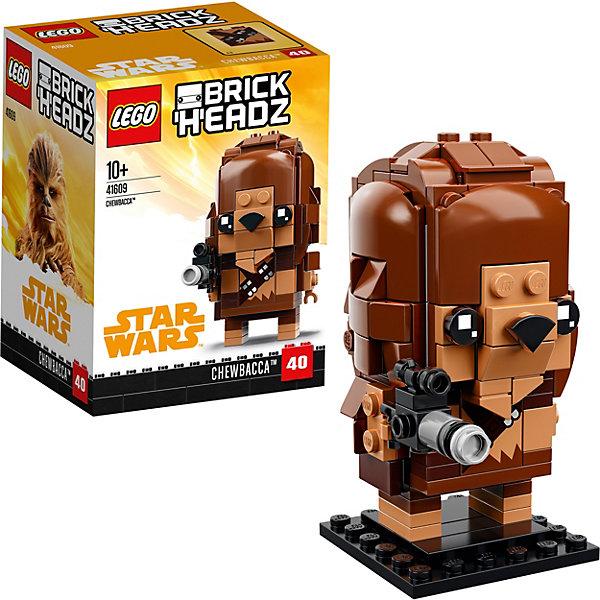 LEGO Сборная фигурка LEGO BrickHeadz 41609: Чубакка все цены