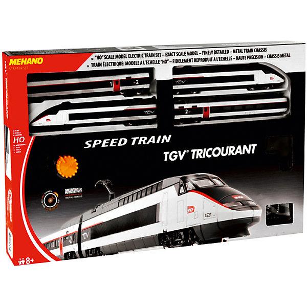 """Mehano Железная дорога Mehano """"TGV Tricourant SNCF"""""""