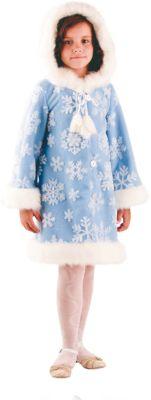 Карнавальный костюм  Зимушка  Батик для девочки, артикул:7224427 - Детские карнавальные костюмы и аксессуары