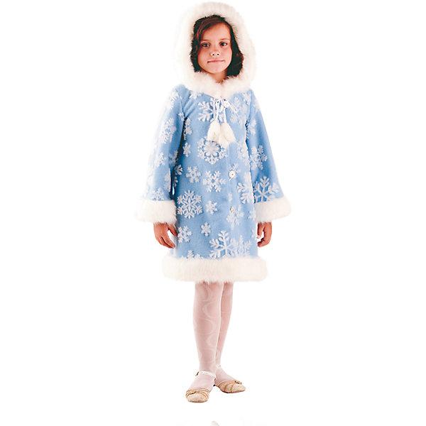 Батик Карнавальный костюм Зимушка для девочки