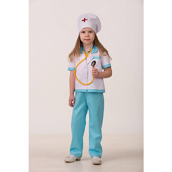 Jeanees Карнавальный костюм Медсестра-2 Jeanees для девочки