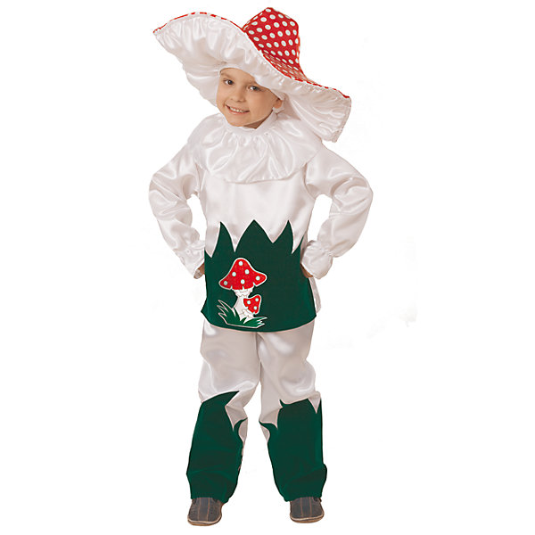 цена на Батик Карнавальный костюм Грибок Батик для мальчика